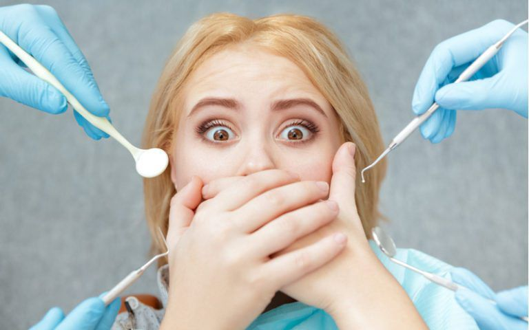 overcoming dental phobia
